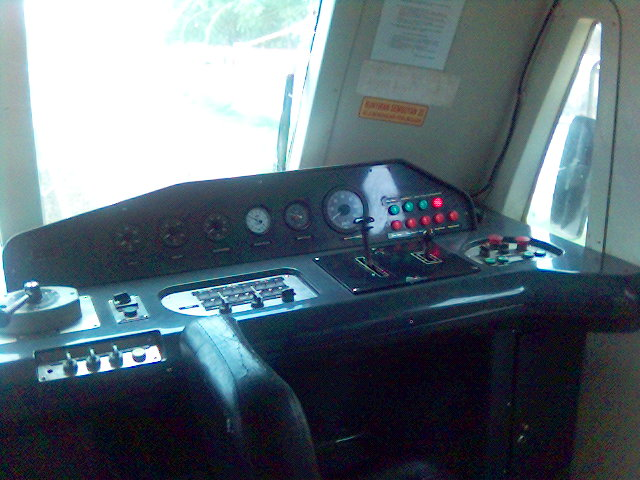 Kereta Api Banyu Biru Express